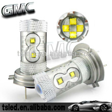 50w 60w cree H7 fog light/fog lamp/led auto bulb