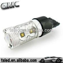 HOTEST LED Car light High Power T20 5*10W 5 Side Lighting auto Brake light