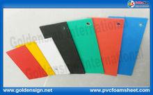 RoHS & SGS 19mm PVC foam sheet /pvc celuka board/low price pvc forex sheet