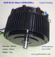 5 kw Electric car/boat hub bldc motor
