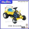 voiture électrique pour rouler sur les enfants