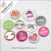 Hot Sale badge custom pin button badge cheap tin badge