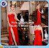 Sex sweetheart neckline dew leg evening dress cocktail dress