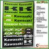 Maven 75 Models 30x45cm Die Cut Waterproof PVC Vinyl Custom Motorcycle Fuel Tank Stickers MV22058