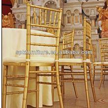 cheap white bamboo chair for wedding