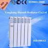 Hot water heater aluminium radiator home radiator 500/80 series