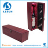 Top quality new style wooden wine box for one bottle (factory price)