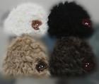 fashion 2014 hot sale knitted rabbit fur beanie