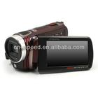 Cheap HD min led flash Digital camera 5.0 Mega-Pixel Sensor 3.0 Inch screen CMOS/USB/AV/HDMI