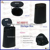 WinePackages leather storage box,storage tank,storage bin