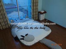 Totoro bed, totoro stufedd toy mattress, totoro kids bed