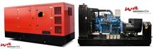 278 kVA MTU Diesel Generator, new, with original MTU engine, made in EU, open frame or soundproofed canopy