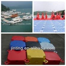 floating dock plastic pontoon cubes