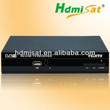 Thailand Full HD FTA DVB-T2 digital Receiver Set Top Box EPG USB PVR