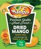 Organic Dried TJC Mango for Sri Lanka