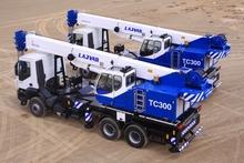 Truck-mounted Telescopic Crane