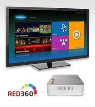 Red 360 IPTV Box