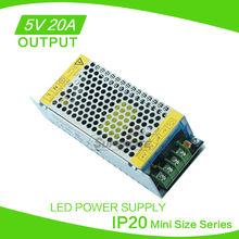 5V 20A 100w 220v dc 12v transformer electronic transformer led driver circuit