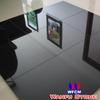 Absolute Black Granite Tile Floor
