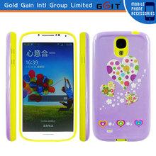 TPU Flower Case for Samsung S4 I9500