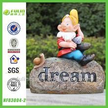 Dream Sign House Polyresin Garden Fairy