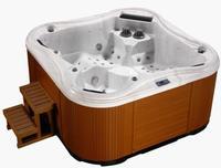 hot spa indoor bathtub folding bathtub