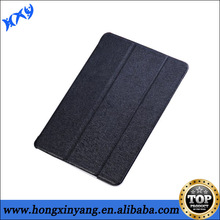Good Quality !! Fold Stand Leather Case for iPad Air Purple.