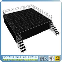 RK laser stage show system