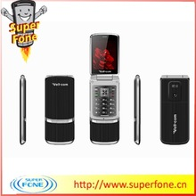 V777 2.2inch Dual SIM Dual Standby techno phone cheap china handphone Flip phone