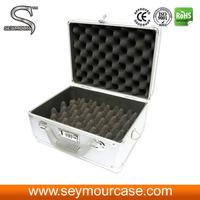 Travel Hard Aluminum Metal Camera Carrying Case