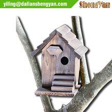 Decorative Wooden Bird Houses Chinese, Finch Bird House