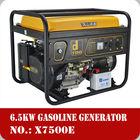 Generator 6 kv/ electric start/190F gasoline engined 6 kv generator