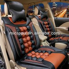 Microfiber leather car seat interior leather