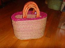 Ghana Bolga Baskets-Heavy Duty set of 3
