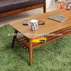 Folding shelf table for home furniture modern from Japanese supplier