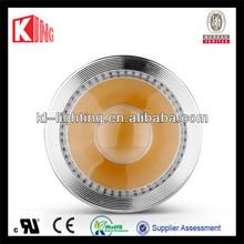COB light source great heat dissipation low lumen depreciation 5w dimmable led spotlig