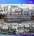 Automatique potable / bouteille d'eau usine de remplissage / ligne