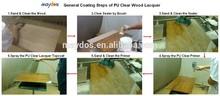Maydos Fresh Smell And Smooth Feeling Furniture NC Sanding Sealer