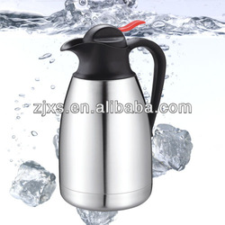 Double wall personalized coffee pot/vacuum jug