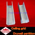 スタッドランナー/スチールスタッドとランナー/天井のための主要なランナー