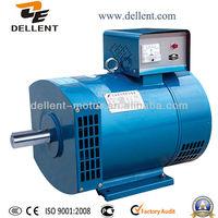 STC three phase ac synchronous alternator generator 1500 rpm 400v 40kw