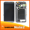 for Samsung Galaxy Note 2 i317 T889 N7100 LCD & Touch Screen Digitizer Assembly Gray