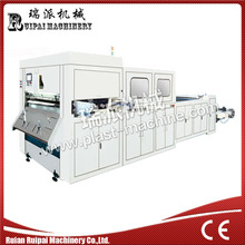 ROLLING EMBOSSED PAPER CUP DIE CUTTING MACHINE