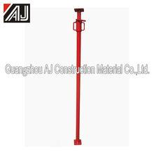 Adjustable heavy duty steel scaffolding pillar, made in Guangzhou