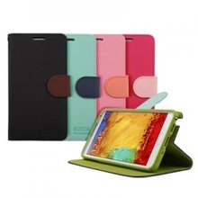 Editor Mountain Two Tone Stand Diary Galaxy Win Mega 6.3 Grand2 Grand Note3 Neo Note2 S5 S4 Mini S3 LG G3 G2 Optimus Gpro