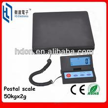 Suitcase scale 35lb digital postal scale