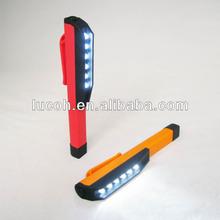 Promotional pocket 6pcs LED work light