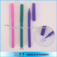 slender multi-color water color pen