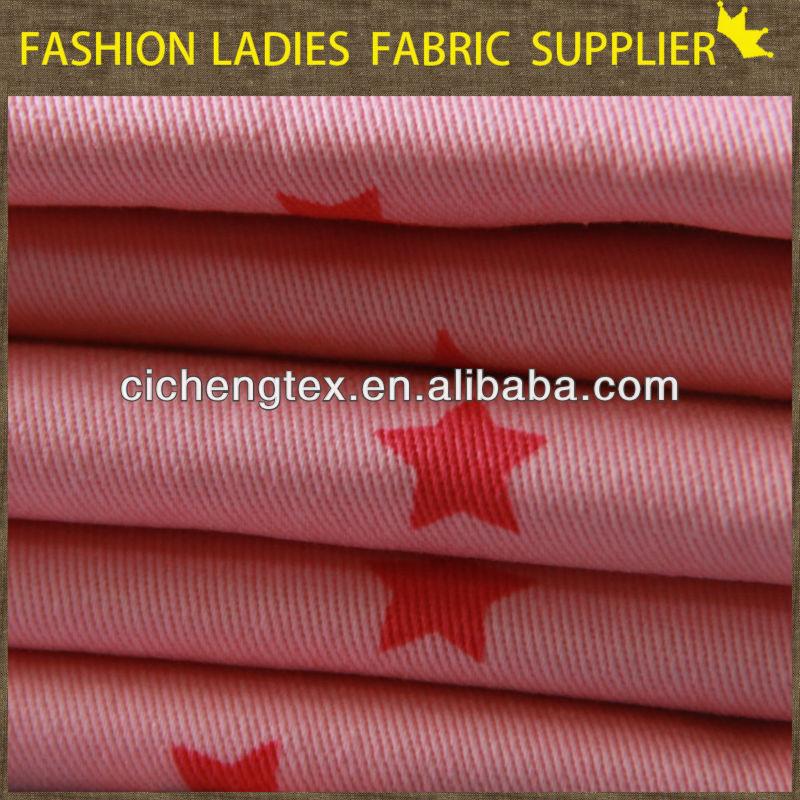 shaoxing textile 100% cotton twill fabric 21x21 108x58,20x20 108x58 cotton twill