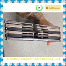 CNC metal Bumper Case for iPad Air , hot-selling!!!